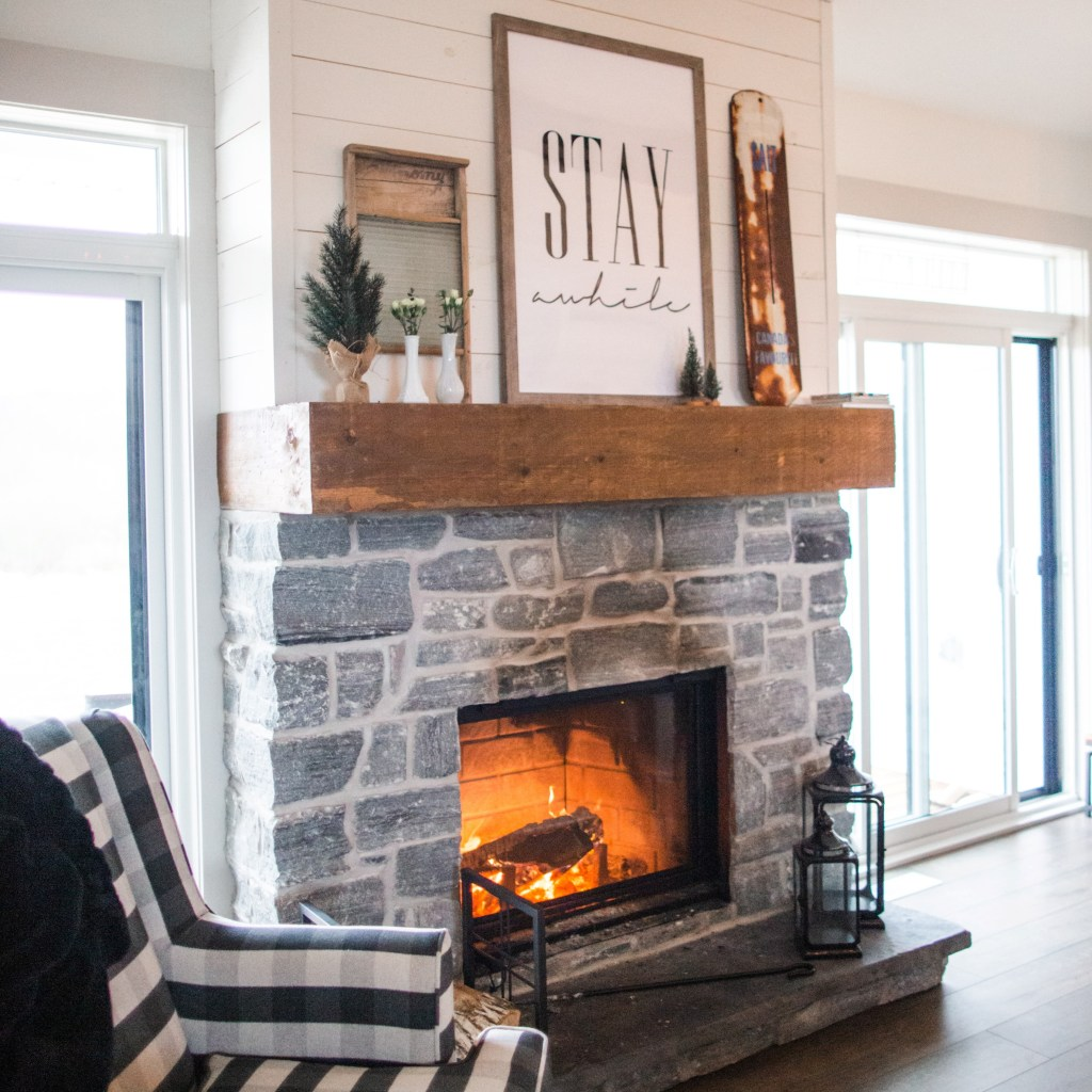 Find the perfect fireplace - open fire