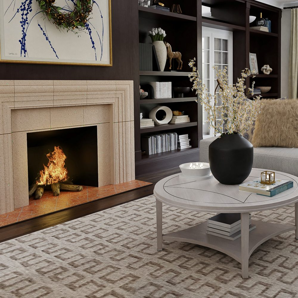 Find the Perfect Fireplace - gas fireplace built in