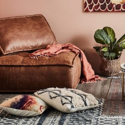 Warm Up Your Interior Design For Winter - earthy tones and textures