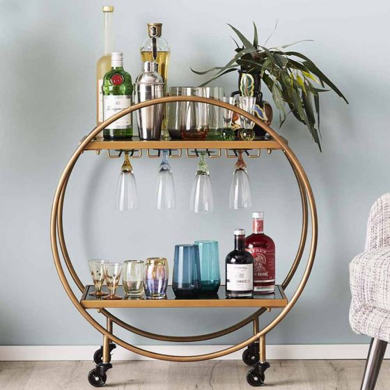 Gifts for Father's Day with the Dominique trolley