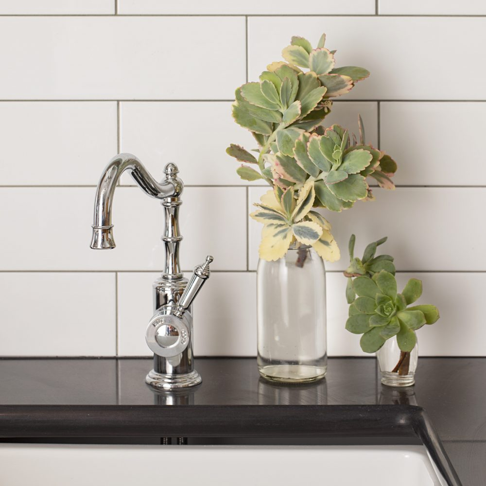 Update Your Kitchen Without Renovating with tapware and hardware