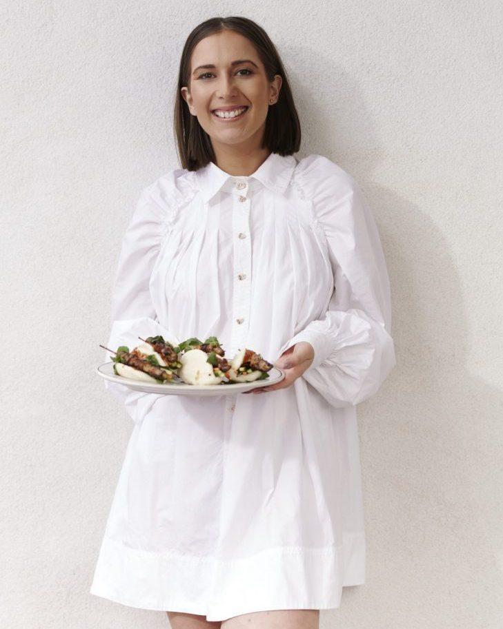 Chef Laura Sharrad