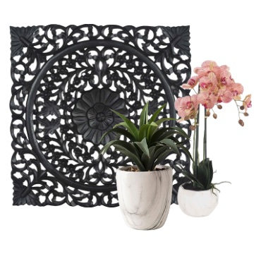 The Timeless Chic of Chinoiserie wall hanging