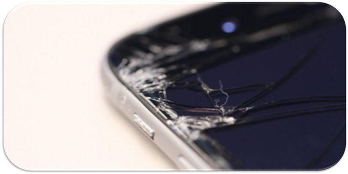 八千代のiPhone修理画面割れ