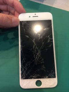 iPhone5s,千葉,船橋,津田沼,画面割れ,ガラス割れ,ディスプレイ割れ