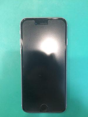 船橋市八木が谷から液晶修理のiPhone6-1