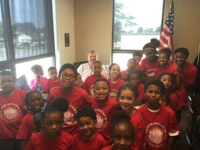 Courtroom & City Hall Tour