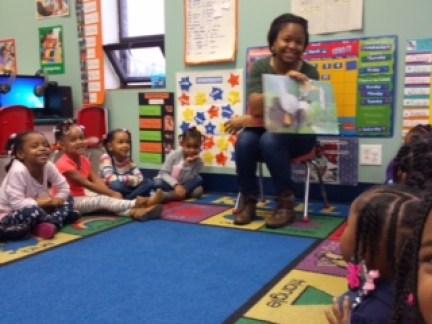 Literacy Month Storytime Fun