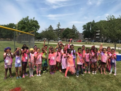 Summer Camp Color Run