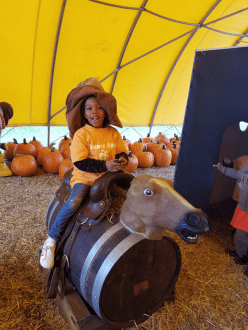 Preschool Academy Pumpkin Patch Visit