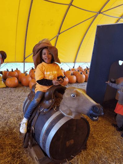 Preschool Academy Pumpkin Patch Visit