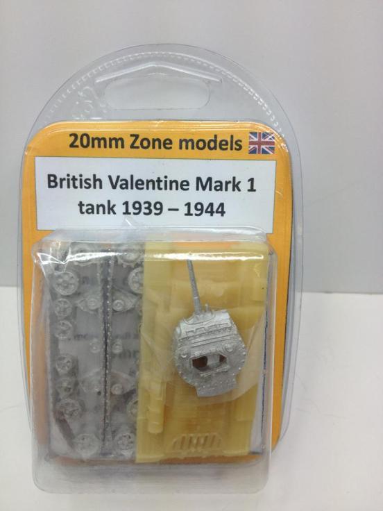 British Valentine mark I