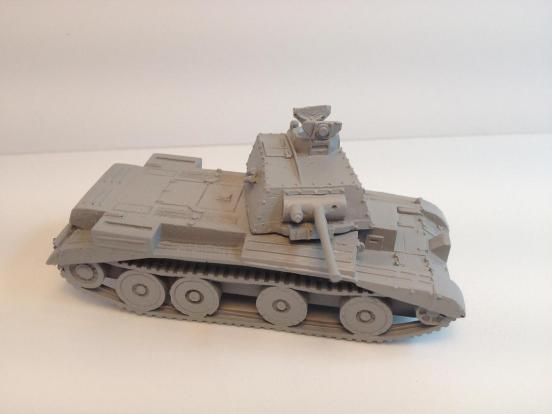 British A13 Mark I Tank