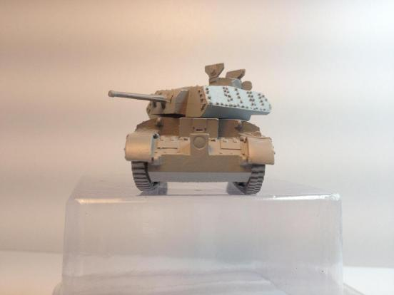 British A13 Tank mark II