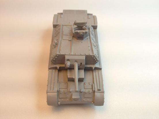 British A13 Tank mark II