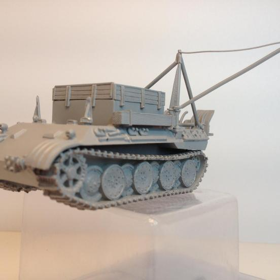 BergePanther Recovery Vehicle