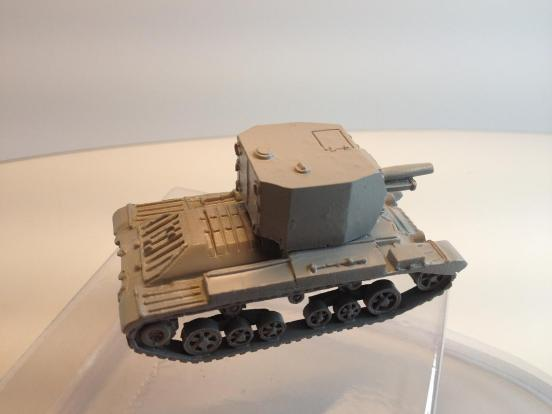 Bishop 25 pounder self propelled gunl towing 25 pdr Caisson
