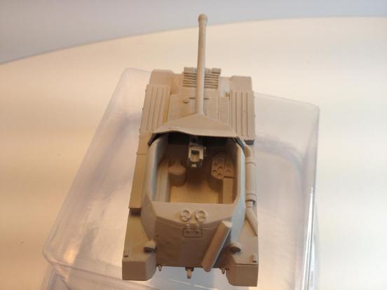 Archer 17 pounder Self propelled gun with interior detailing