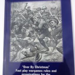 "Over by Christmas"" rules covers the early part of the Great War"