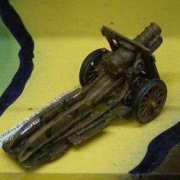 220mm M16 Schneider Creusot Mortar