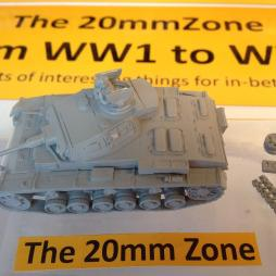 Panzer III Ausf F Special for Africa Korps