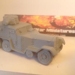 HoKoKu-GO Type 2592 Armoured car.