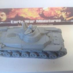 Type 97 Chi-Ha Medium Tank with Crewman.