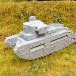 Medium C Male tank