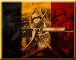 Belgian Infantry 1917-18