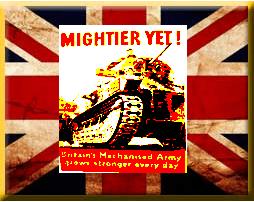British Armies 1939 - late 1942