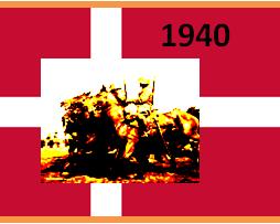 6. Danish Cavalry and horse drawn units