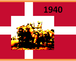 6. Danish Cavalry and horse drawn units