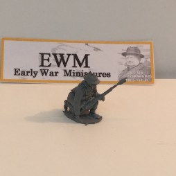 13 man Belgian Army WW1 1917-18 rifle section  – EWM