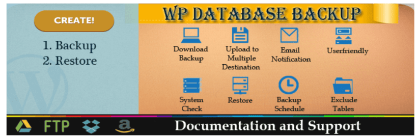 WP Database Backup Plugin