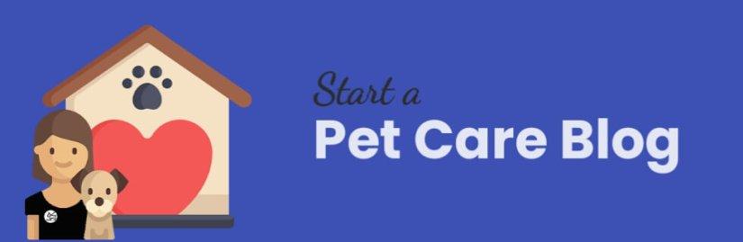 Pet Care Blog Niche