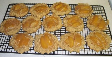 breakfast cookies on cooling rack