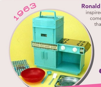 easy bake oven from 1963