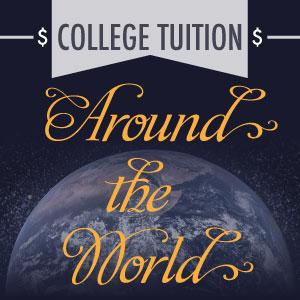 college tuition around the world logo