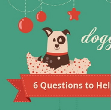 thumbnail image of doggie for Christmas infographic