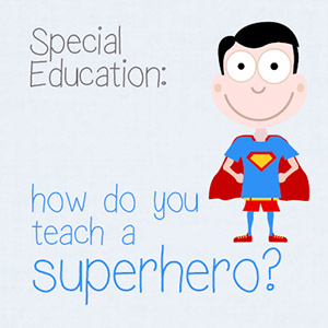 thumbnail image for how do you teach a superhero infographic