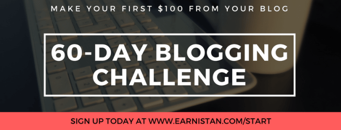 60-Day Blogging Challenge
