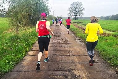 Spreewaldmarathon 2016 Lübbenau Beton