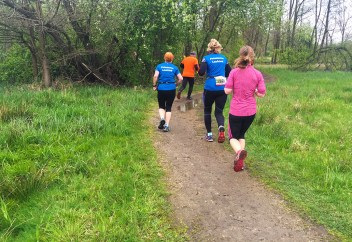 Spreewaldmarathon 2016 Lübbenau Strecke 2
