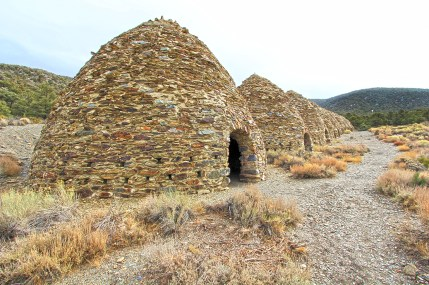 Death Valley Charcoal Kilns