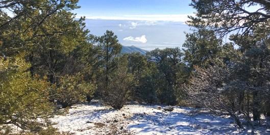 Mahogany Flat View