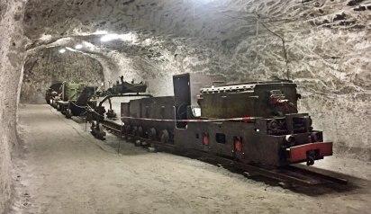 Kristalllauf-Zug