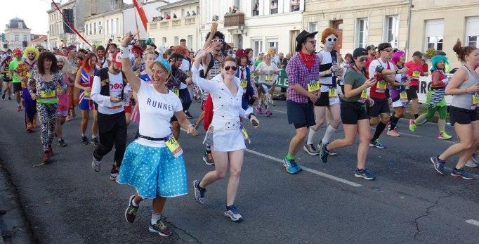 medoc-marathon-start