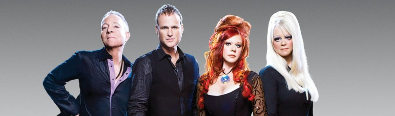 Age doing little to derail the B-52s' dance party