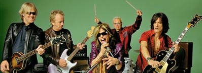 Brotherly animosity aside, Aerosmith keeps rocking