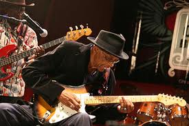 Blues guitar great Hubert Sumlin passes away at age 80
